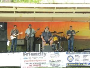 Sam Pallet Band